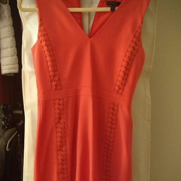 J. Crew Dresses & Skirts - Coral dress